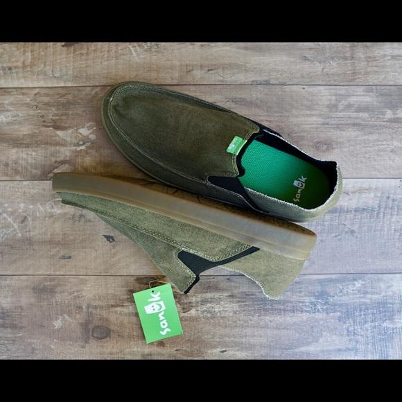 Sanuk Shoes | Sanuk Pick Pocket Slipon